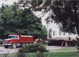 McKinley House move