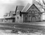 New York Central depot