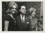 George Corley Wallace, Jr. with unidentified women