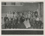 Miss Lizzie Willard's Washington School first grade class