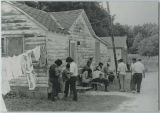 Delaware County, Indiana migrant camp