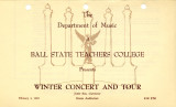 Winter concert and tour
