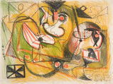 Arshile Gorky and De Hirsh Margules