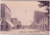 State St. looking east, Pendleton, Indiana