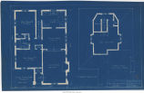 Paul Goldrick house floor plan