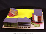 Indianapolis...25 years hence: Block 37 3-D model