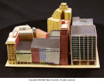 Indianapolis...25 years hence: Block 55 3-D model