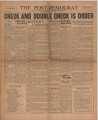 Post-Democrat (Muncie, Ind.) 1932-01-15, Vol. 12, No. 01