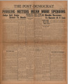 Post-Democrat (Muncie, Ind.) 1938-03-25, Vol. 17, No. 48
