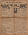 Post-Democrat (Muncie, Ind.) 1938-10-07, Vol. 18, No. 24