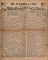 Post-Democrat (Muncie, Ind.) 1943-10-08, Vol. 23, No. 50