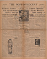 Post-Democrat (Muncie, Ind.) 1935-01-25, Vol. 15, No. 01