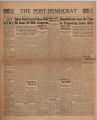 Post-Democrat (Muncie, Ind.) 1947-01-10, Vol. 28, No. 07