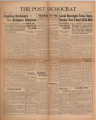 Post-Democrat (Muncie, Ind.) 1940-03-15, Vol. 20, No. 42