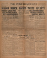 Post-Democrat (Muncie, Ind.) 1935-08-30, Vol. 16, No. 32