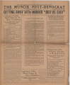 Muncie Post-Democrat 1924-05-30, Vol. 04, No. 18