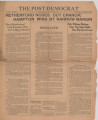 Post-Democrat (Muncie, Ind.) 1925-05-08, Vol. 05, No. 16
