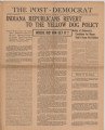 Post-Democrat (Muncie, Ind.) 1925-08-13, Vol. 05, No. 29