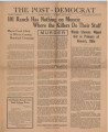 Post-Democrat (Muncie, Ind.) 1925-08-20, Vol. 05, No. 30