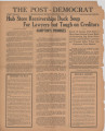 Post-Democrat (Muncie, Ind.) 1925-09-10, Vol. 05, No. 32