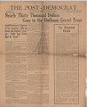 Post-Democrat (Muncie, Ind.) 1925-11-19, Vol. 05, No. 42