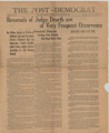Post-Democrat (Muncie, Ind.) 1925-11-26, Vol. 05, No. 43