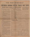Post-Democrat (Muncie, Ind.) 1927-04-21, Vol. 07, No. 14