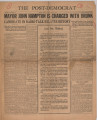 Post-Democrat (Muncie, Ind.) 1929-04-19, Vol. 09, No. 14