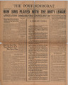 Post-Democrat (Muncie, Ind.) 1929-05-24, Vol. 09, No. 18