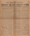 Post-Democrat (Muncie, Ind.) 1930-01-10, Vol. 09, No. 50