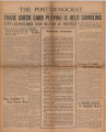 Post-Democrat (Muncie, Ind.) 1930-02-07, Vol. 10, No. 01