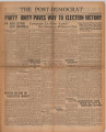 Post-Democrat (Muncie, Ind.) 1930-02-14, Vol. 10, No. 02