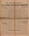 Post-Democrat (Muncie, Ind.) 1930-03-14, Vol. 10, No. 06