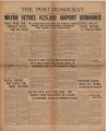 Post-Democrat (Muncie, Ind.) 1930-03-28, Vol. 10, No. 08