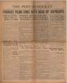 Post-Democrat (Muncie, Ind.) 1930-04-04, Vol. 10, No. 09