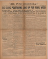 Post-Democrat (Muncie, Ind.) 1930-04-25, Vol. 10, No. 11