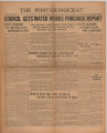 Post-Democrat (Muncie, Ind.) 1930-08-08, Vol. 10, No. 26