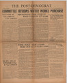 Post-Democrat (Muncie, Ind.) 1930-08-15, Vol. 10, No. 27