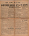 Post-Democrat (Muncie, Ind.) 1930-09-05, Vol. 10, No. 30