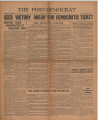 Post-Democrat (Muncie, Ind.) 1930-10-24, Vol. 10, No. 40