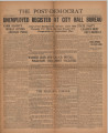 Post-Democrat (Muncie, Ind.) 1930-11-28, Vol. 10, No. 45
