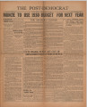 Post-Democrat (Muncie, Ind.) 1930-12-19, Vol. 10, No. 48