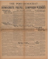 Post-Democrat (Muncie, Ind.) 1931-03-13, Vol. 11, No. 09