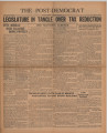 Post-Democrat (Muncie, Ind.) 1931-02-13, Vol. 11, No. 05