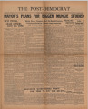 Post-Democrat (Muncie, Ind.) 1931-02-20, Vol. 11, No. 06