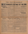 Post-Democrat (Muncie, Ind.) 1931-03-27, Vol. 11, No. 11