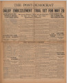 Post-Democrat (Muncie, Ind.) 1931-04-10, Vol. 11, No. 13