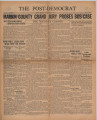 Post-Democrat (Muncie, Ind.) 1931-04-24, Vol. 11, No. 15