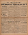 Post-Democrat (Muncie, Ind.) 1931-05-22, Vol. 11, No. 19