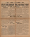 Post-Democrat (Muncie, Ind.) 1931-06-12, Vol. 11, No. 21
